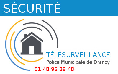 Police municipale - DRANCY